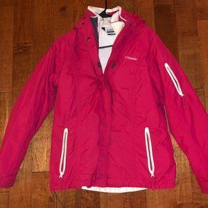Interchangeable Columbia-bugaboo Winter jacket